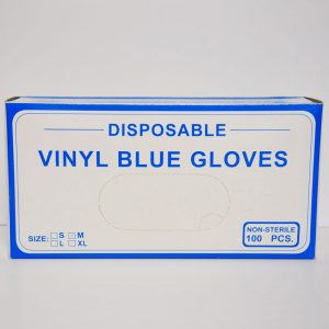 disposablevinylblueglovesnew