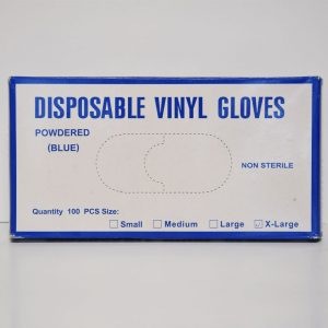 glovesvinylpoweredblue