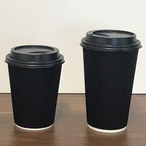 Black-ripple-cups